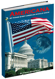 americana knowledgenews ebook, knowledgenews, cover design, book, ebook