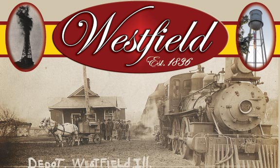 westfield, il entrance sign