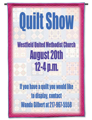 westfield improvement league westfield homecoming quilt show